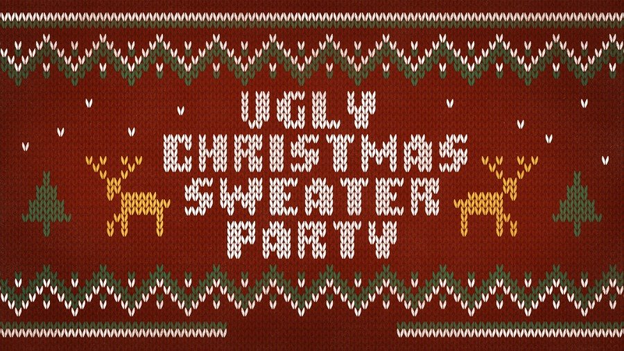 12 21 Ugly Christmas Sweater Party Cosa Nostra 23 december 2017