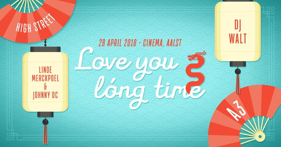 18 04 26 Love you lóng time Cinema Aalst Zaterdag 28 april 2018