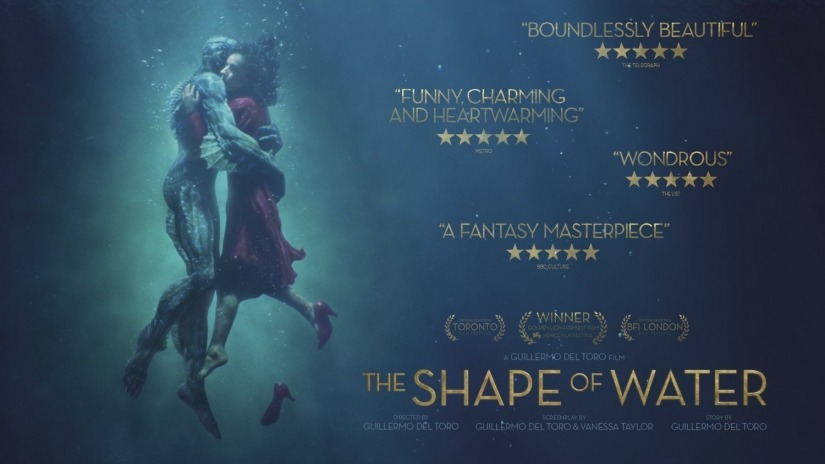18 06 07 The Shape of Water