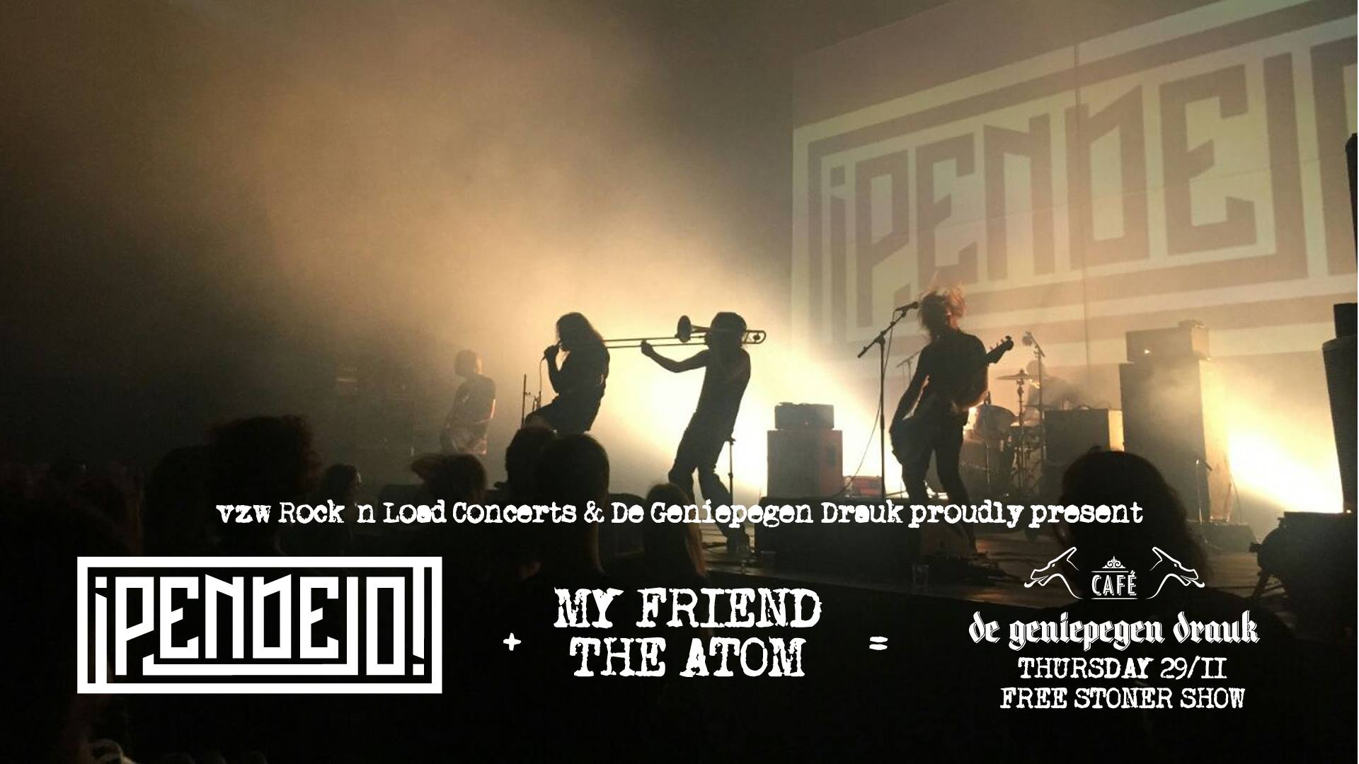18 11 29 Pendej0 My Friend The Atom De Geniepegen Drauk Donderdag 29 november 2018