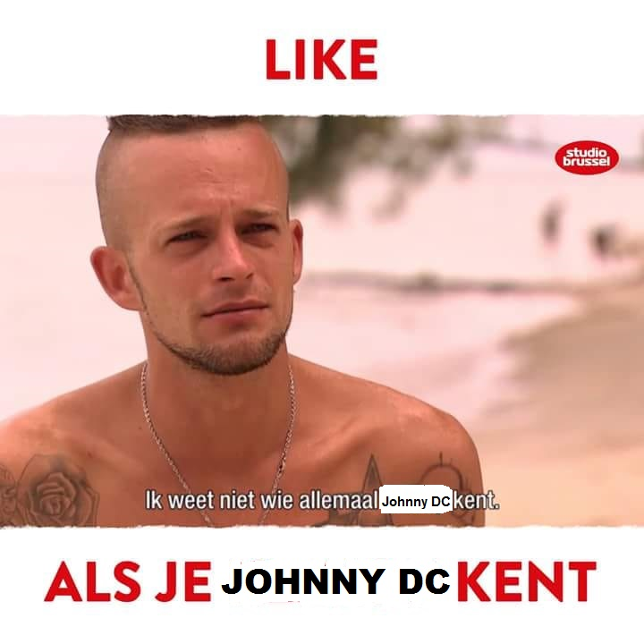 Cinema Heropening Like als je Johnny DC kent