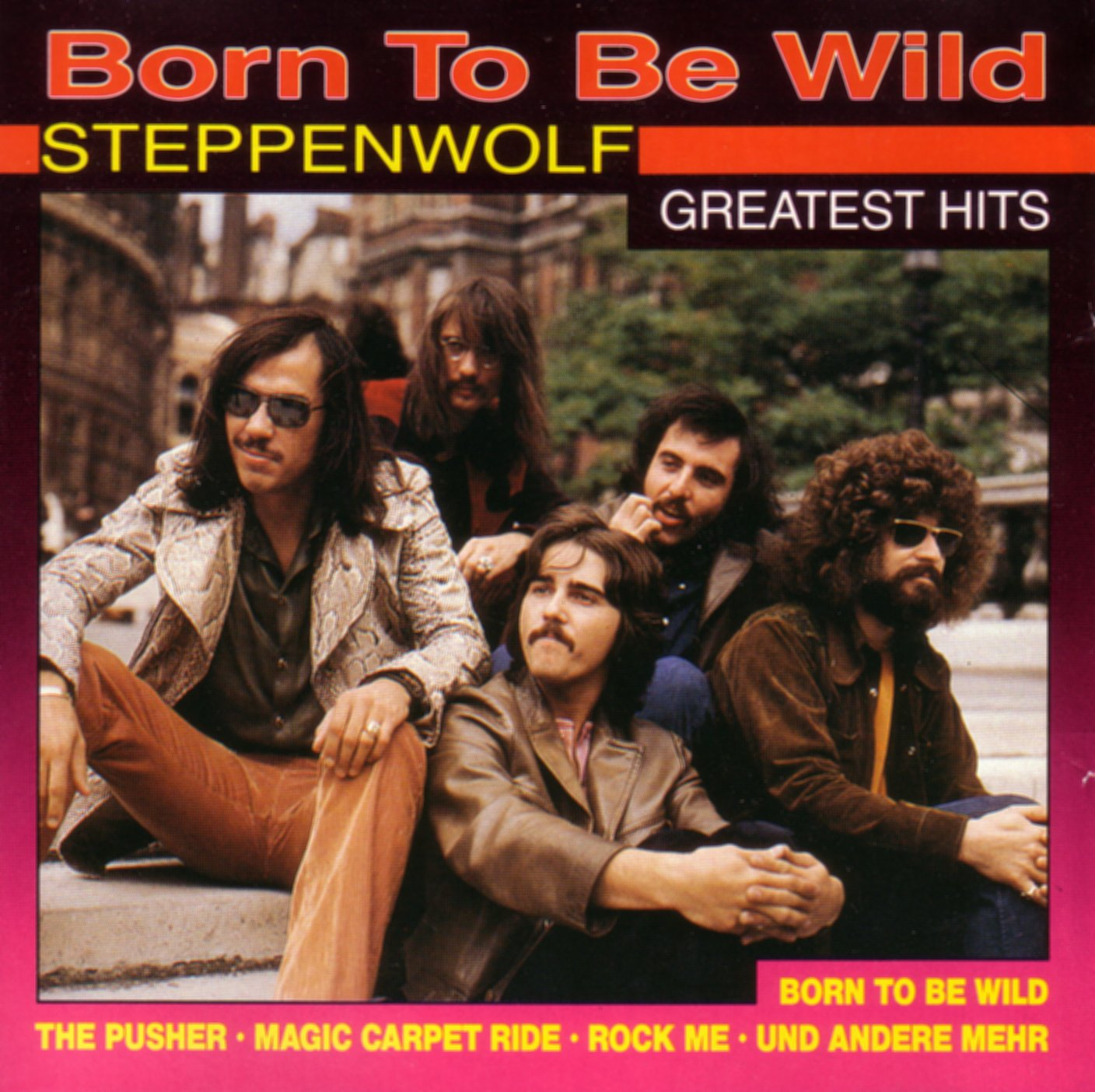 Film Steppenwolf Born to Be Wild