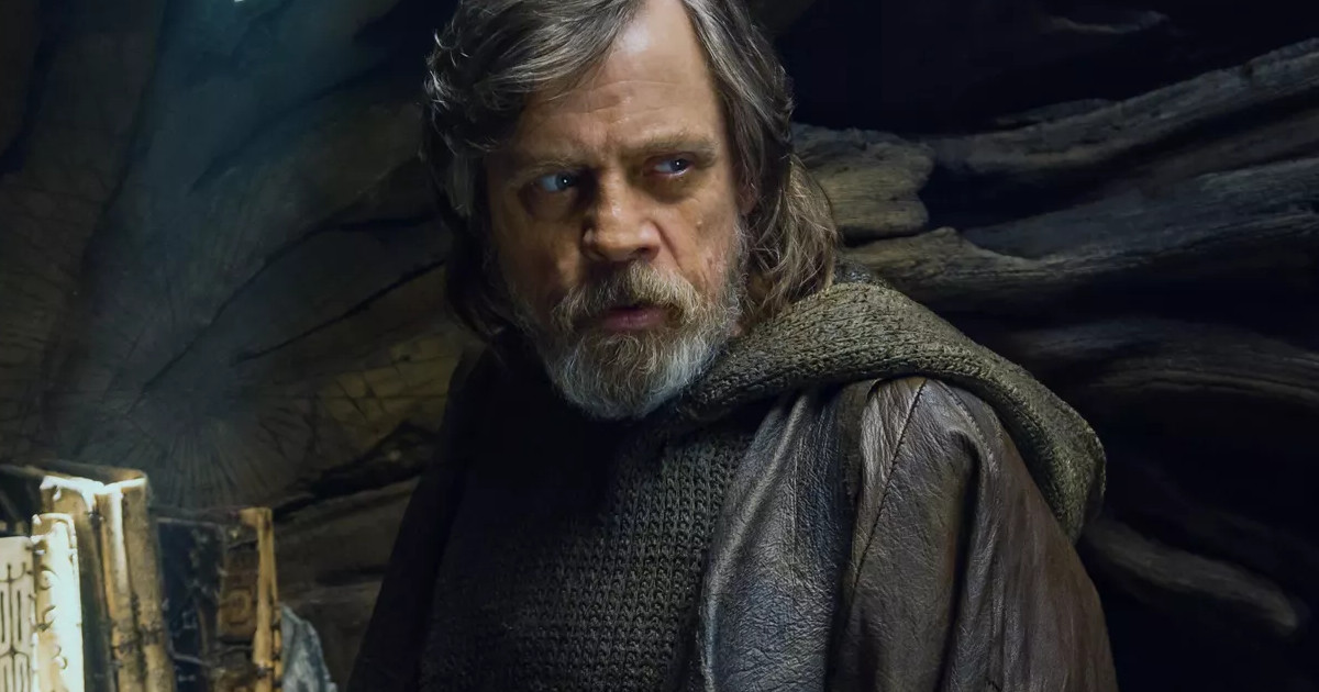 Film Luke Skywalker doesnt share Bitcoins