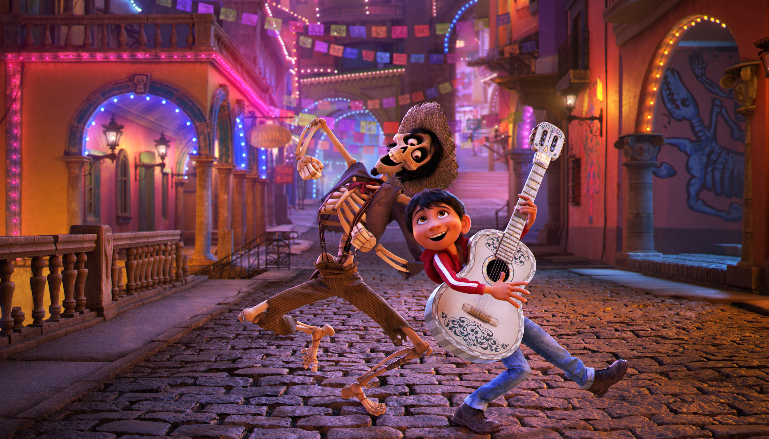 Screenshot Coco Pixar Disney